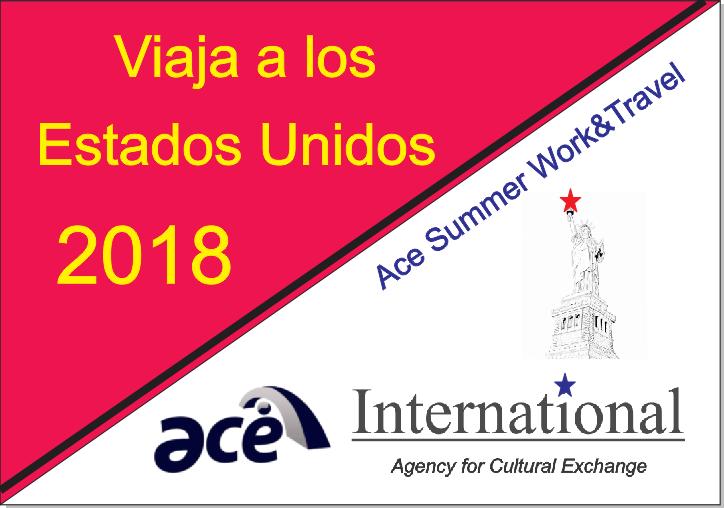 Intercambio Cultural y Laboral: Viaja con Ace International