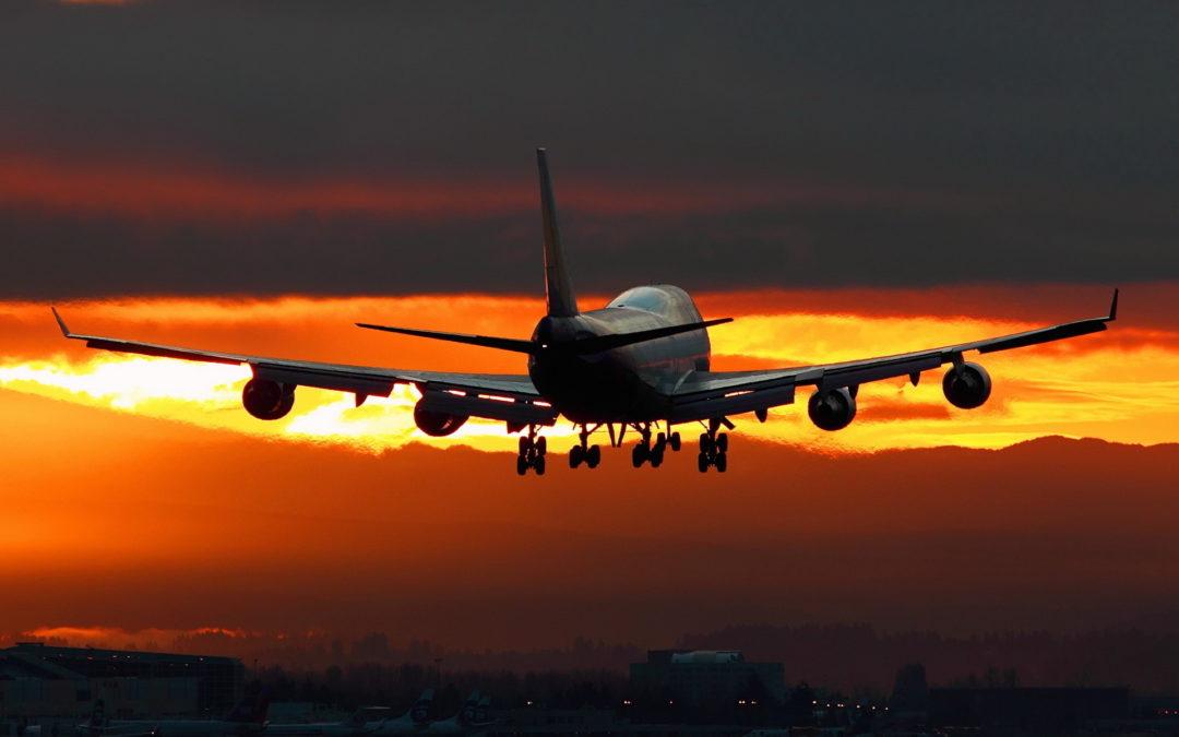 Tips para viajar en avión por primera vez