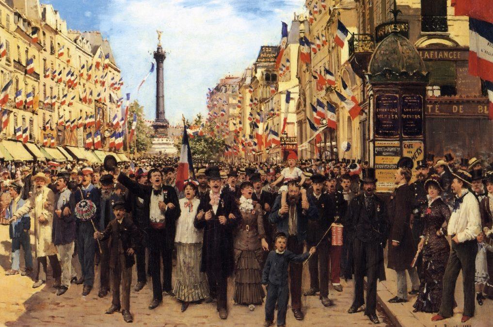 Primera Semana Inglés Por Inmersión: Segunda Revolución Francesa
