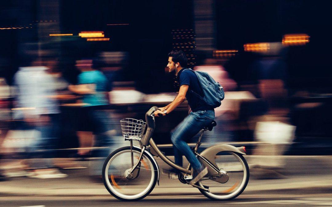 La Bicicleta: Excelente Medio de Transporte en los Estados Unidos