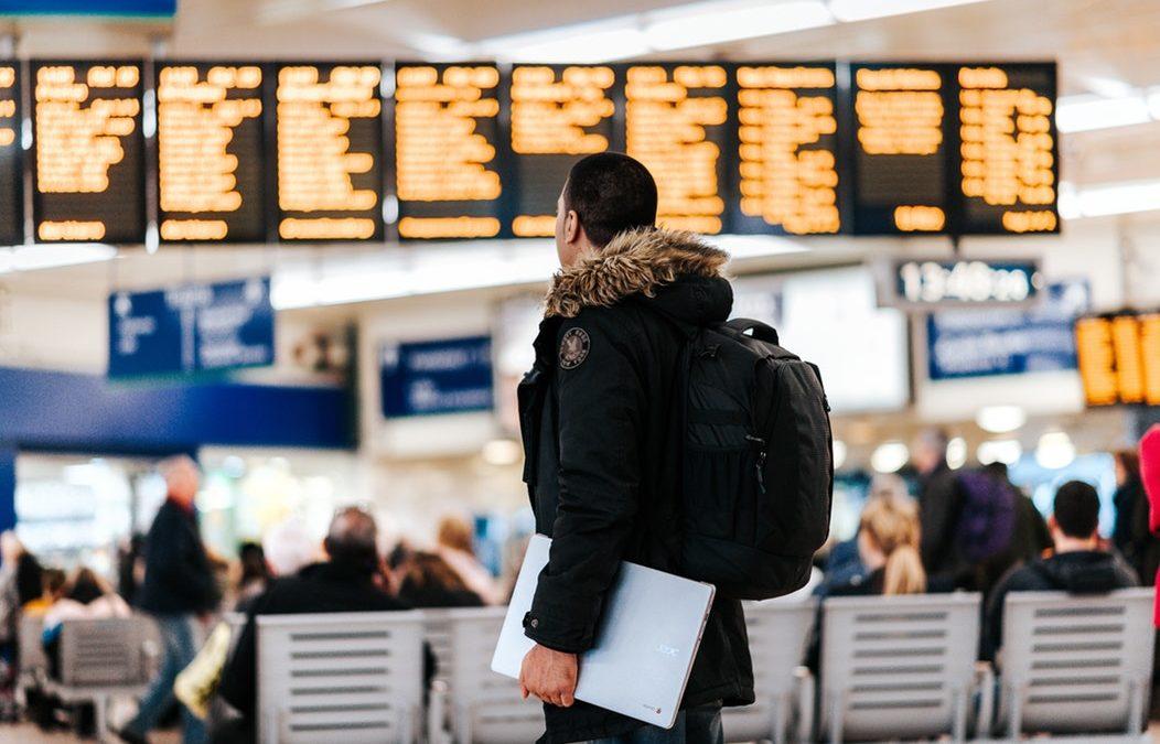 La Hora Perfecta para Llegar al Aeropuerto Antes de Viajar