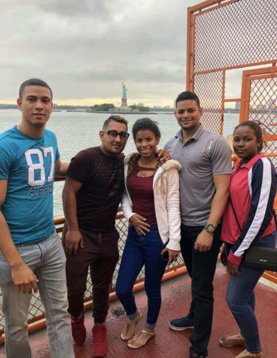 participantes en new york garcias a ace international
