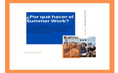 3 Razones para hacer el Summer Work and Travel 💭